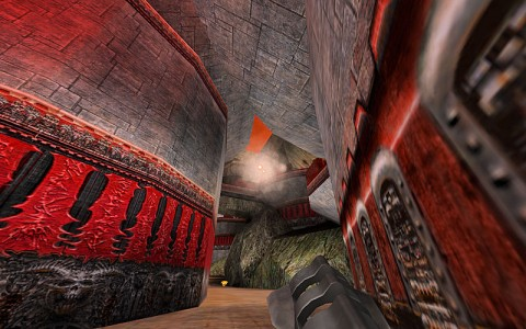 quake3 custom map ASSault 010