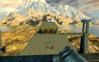 quake3 custom map Egypt 001