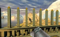 quake3 custom map Egypt 002