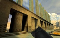 quake3 custom map Egypt 003