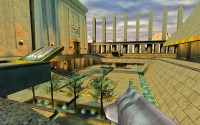 quake3 custom map Egypt 004