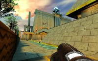 quake3 custom map Egypt 006