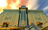 quake3 custom map Egypt 007