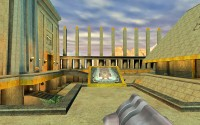 quake3 custom map Egypt 009