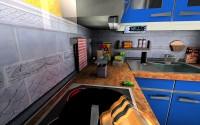 quake3 custom map PadKitchen 010