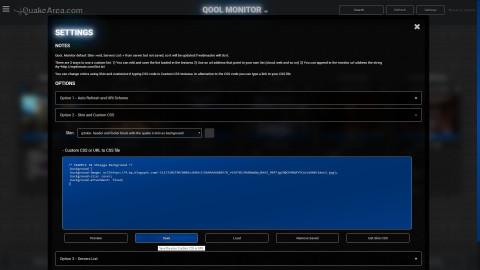 QooL-Monitor 006-CustomCSS 01