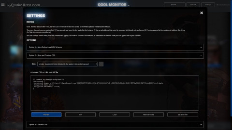 QooL-Monitor 006-CustomCSS 02