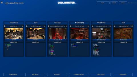 QooL-Monitor 009-Skin blue