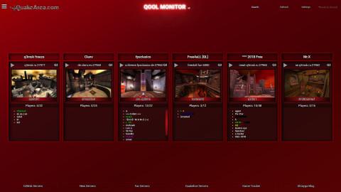 QooL-Monitor 009-Skin red